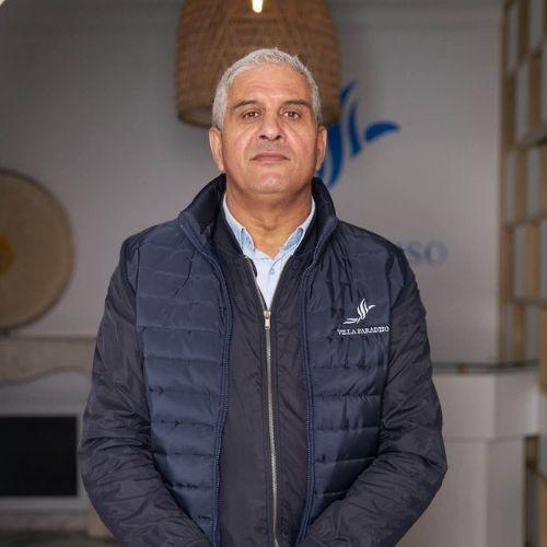 Mr Ridha Founassi