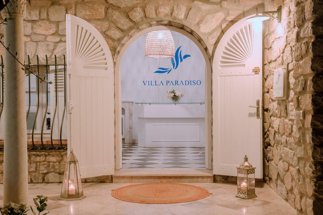 villa paradiso luxury rehab tunisia