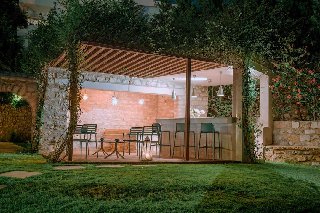 villa paradiso garden luxury rehab tunisia